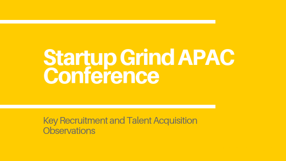 Start Up Grind Recruitment Trends
